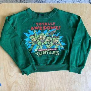 Other - Vintage Teenage Mutant Ninja Turtles Sweatshirt